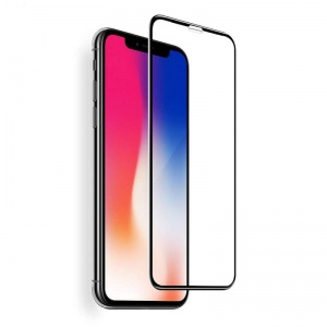 Szkło 5D FULL GLUE do Apple iPhone XS