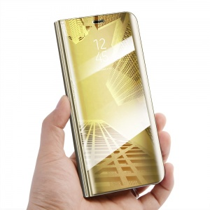 Etui Clear View Samsung Galaxy A7 2018