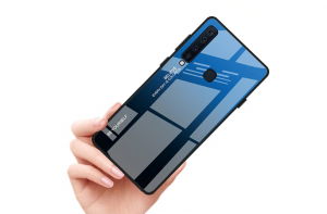 Etui Ombre Glass Samsung Galaxy A9 2019