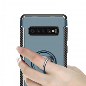 Etui Ring Hybrid Samsung Galaxy S10 Plus - 3 kolory