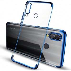 Etui Blue Hybrid Honor 8X