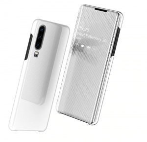 Etui Clear View 4.0 Huawei P20 Pro