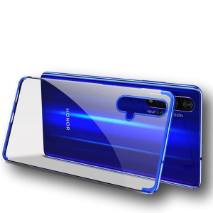 Etui Blue Hybrid Honor 20