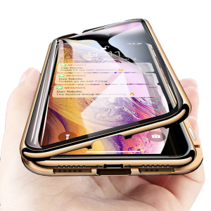 Etui Magnetic 360 Case do Apple iPhone X