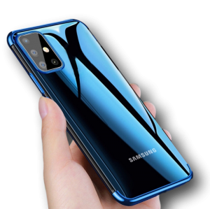 Etui Blue Hybrid do Samsung Galaxy A21s