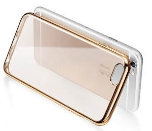 Etui GoldThin TPU Apple iPhone 6 6s