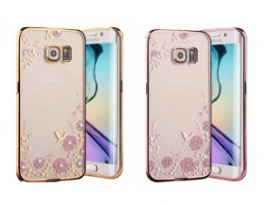 Etui DiamondCase Samsung Galaxy S6 Edge
