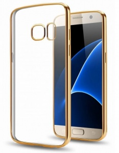 Etui GoldThin TPU Samsung Galaxy S6