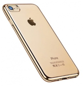 Etui GoldThin TPU Apple iPhone 7