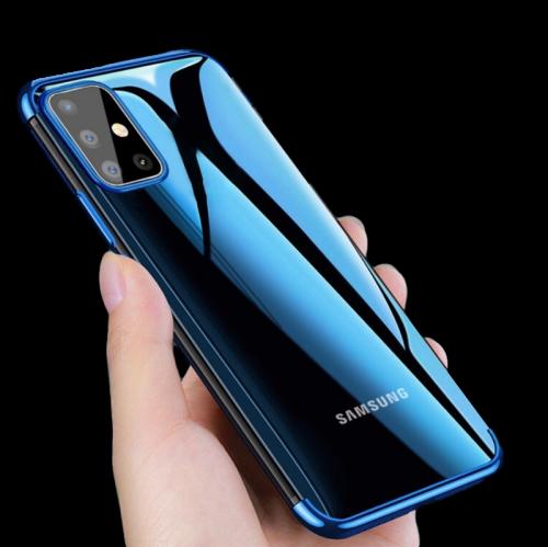 Etui Blue Hybrid do Samsung Galaxy A72