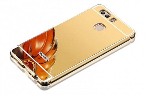 new concept 37376 9cb25 Etui Mirror Case Huawei P10 Lite Złoty
